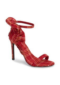 Jeffrey Campbell Cheshire Ruffle Sandal (Women)
