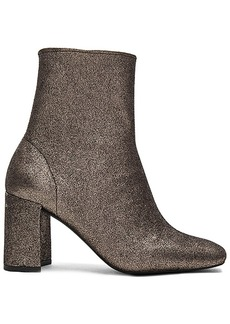 Jeffrey Campbell Cienega Lo Booties in Metallic Silver. - size 6 (also in 7,8,8.5,9)
