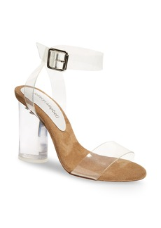 Jeffrey Campbell Clear Heel Sandal (Women)