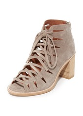 Jeffrey Campbell Corwin Lace Up Booties