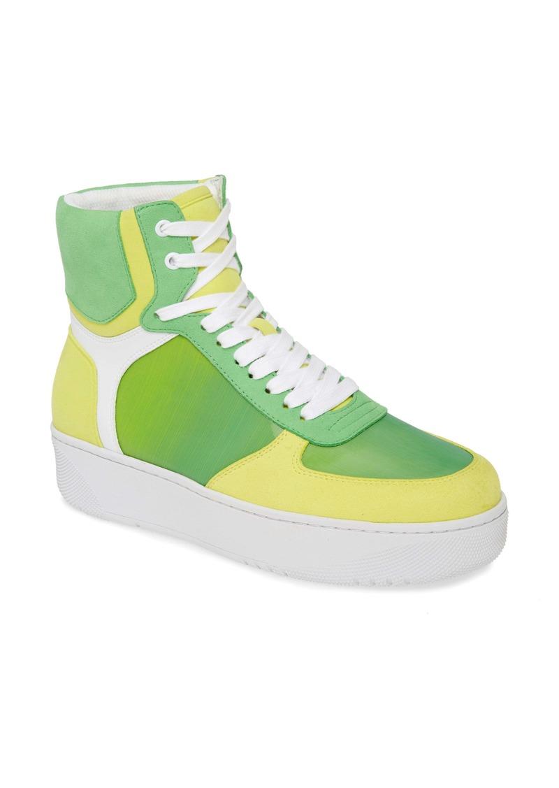 Jeffrey Campbell Court-Hi High-Top Sneaker (Women)