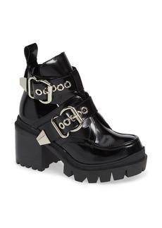 Jeffrey Campbell Craven Moto Platform Boot (Women)