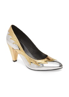 Jeffrey Campbell Cyndi Metallic Pump (Women)