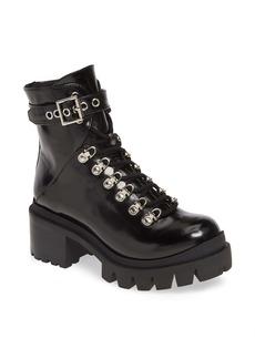Jeffrey Campbell Czech Platform Combat Boot (Women)