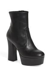 Jeffrey Campbell De-Facto Block Heel Platform Bootie (Women)