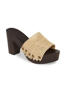 Jeffrey Campbell Dlight Platform Slide Sandal (Women)