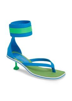 Jeffrey Campbell Dribble Cuff Pedestal Sandal (Women)