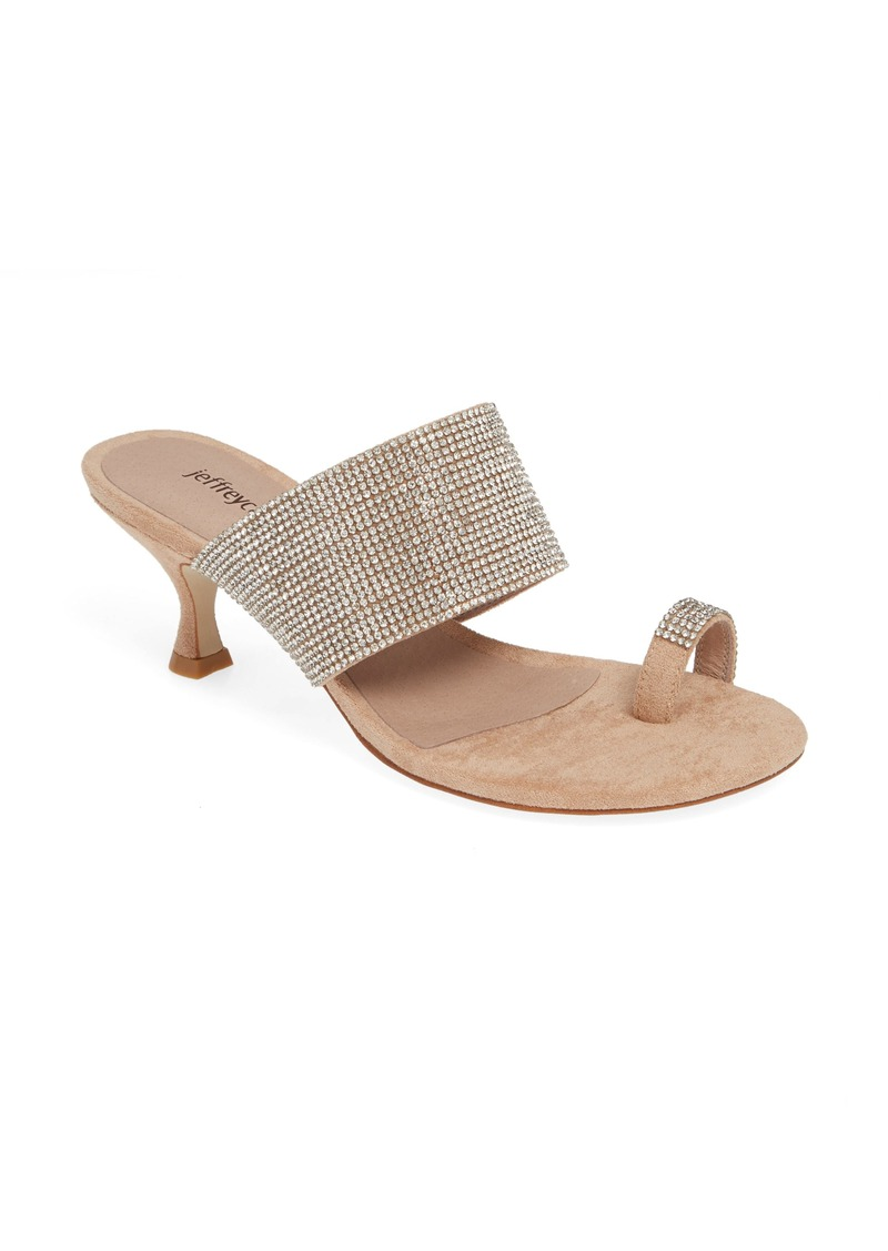 Jeffrey Campbell Elina Slide Sandal (Women)