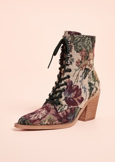 Jeffrey Campbell Elmace Lace Up Boots