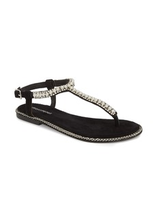 Jeffrey Campbell Embellished Ankle Strap Sandal (Women)