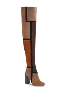 Jeffrey Campbell Finestra Over the Knee Boot (Women)