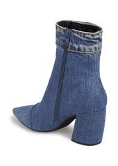 Jeffrey Campbell Finite Block Heel Bootie (Women)