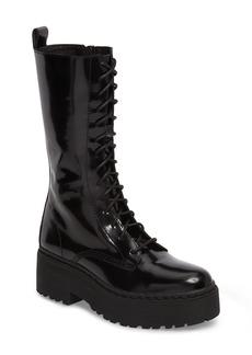 Jeffrey Campbell Finnick Lace-Up Boot (Women)