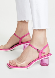 Jeffrey Campbell Futuro Ankle Strap Sandals