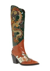 Jeffrey Campbell Perfect Pairs Gaea Western Boot (Women)