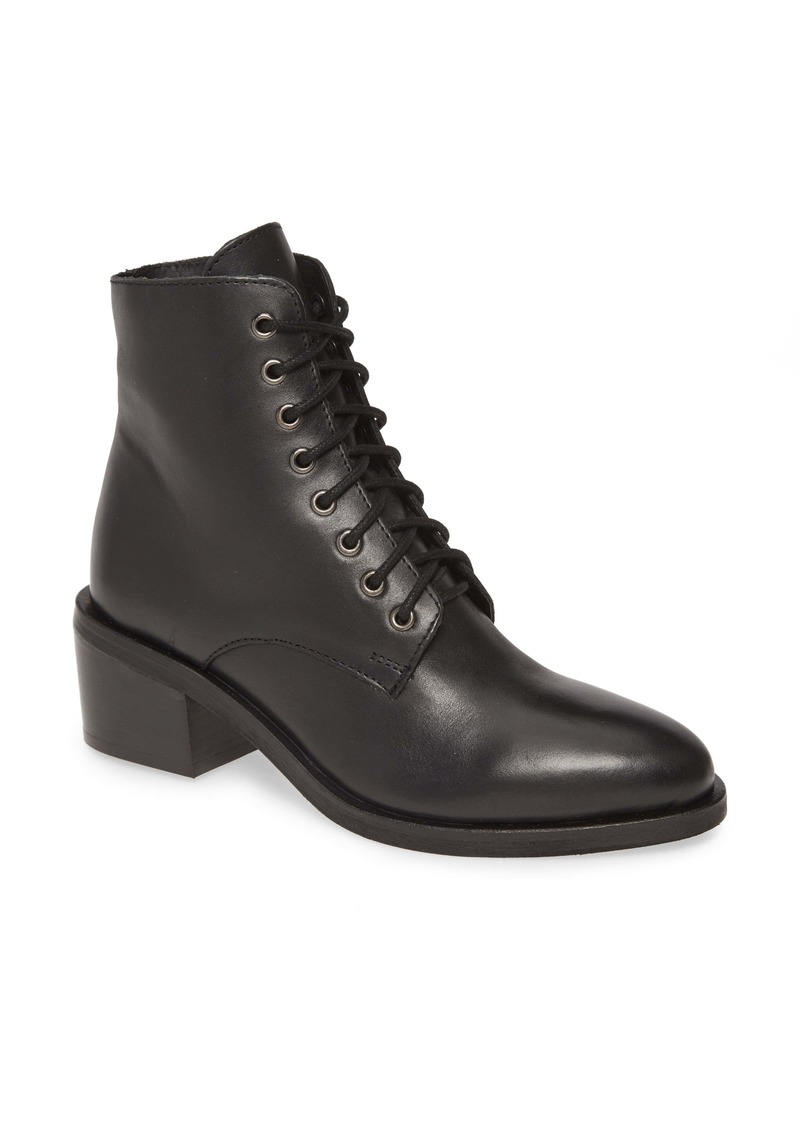 Jeffrey Campbell Gamin Lace-Up Bootie (Women)