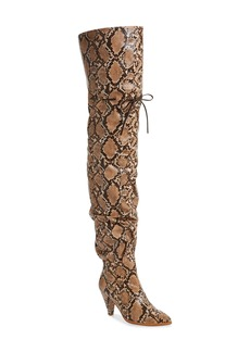 Jeffrey Campbell Go-Go-Girl 2 Thigh High Boot (Women)