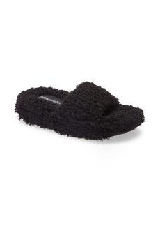 Jeffrey Campbell Goodnight Faux Fur Slide Sandal (Women)