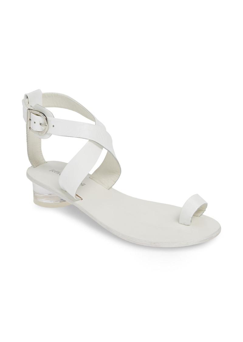Jeffrey Campbell Harlowe Toe Loop Sandal (Women)