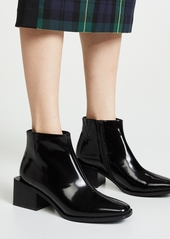 Jeffrey Campbell Hemlock Block Heel Booties