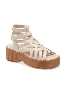 Jeffrey Campbell Heron Strappy Platform Sandal (Women)