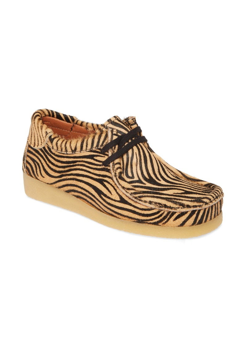 Jeffrey Campbell Husky Genuine Calf Hair Chukka Boot (Women)