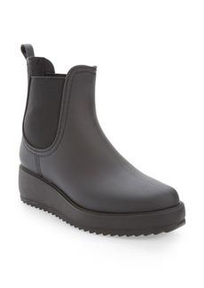 Jeffrey Campbell Hydro Chelsea Platform Rain Boot (Women)