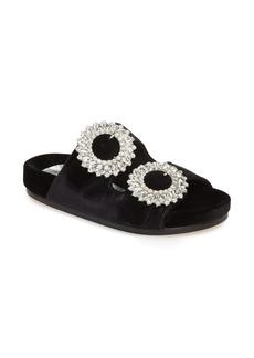Jeffrey Campbell Izaro Embellished Slide Sandal (Women)
