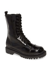 Jeffrey Campbell Kicka Combat Boot (Women)