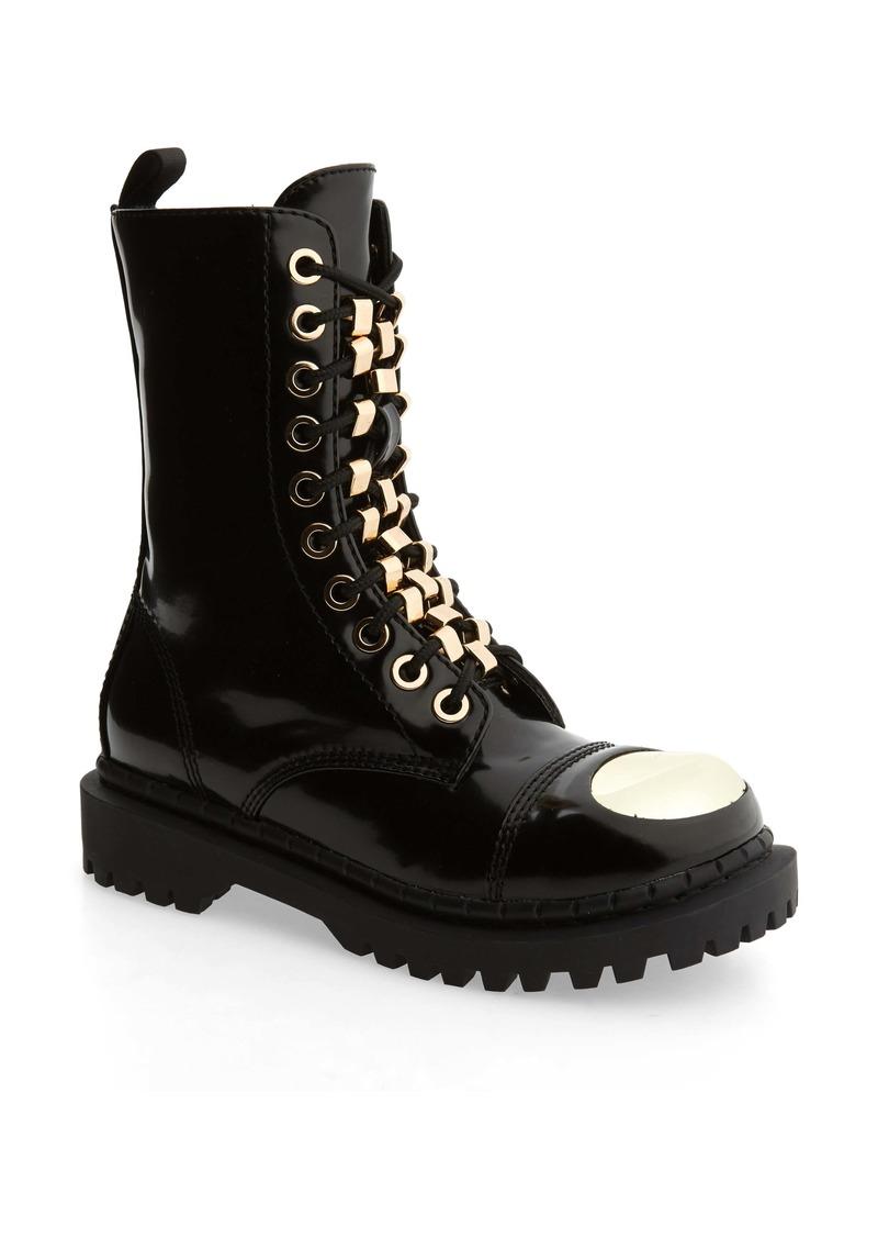 Jeffrey Campbell Kickstart Lace-Up Boot (Women)