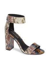 Jeffrey Campbell Lindsay Ankle Strap Sandal (Women)