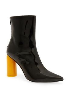 Jeffrey Campbell Lustrous Column Heel Bootie (Women)