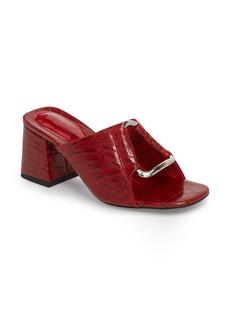 Jeffrey Campbell Milagro Flared Heel Sandal (Women)