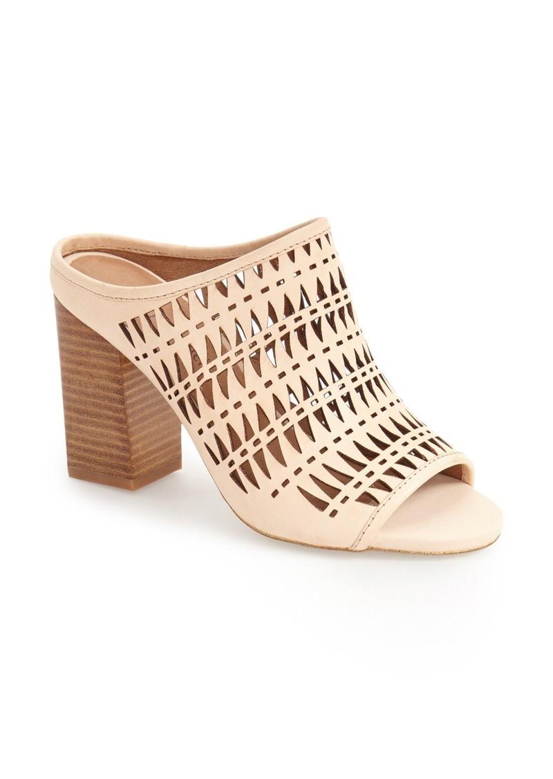 jeffrey campbell jeffrey campbell 39 newark 39 open toe mule women shoes shop it to me. Black Bedroom Furniture Sets. Home Design Ideas