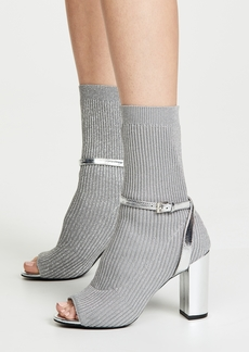 Jeffrey Campbell Nila Sock Booties