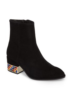 Jeffrey Campbell Oasis Statement Heel Bootie (Women)