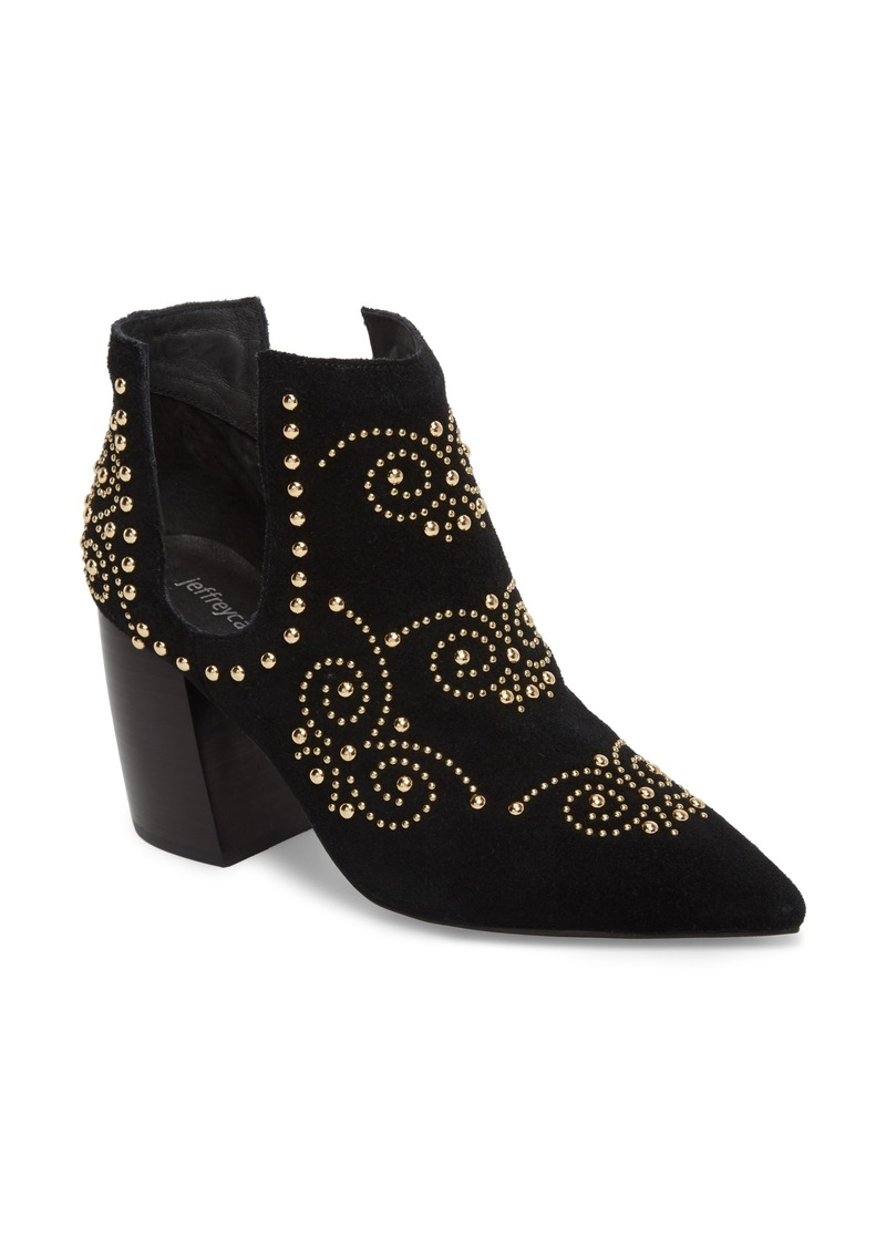 jeffrey campbell jeffrey campbell ornella studded bootie women shoes shop it to me. Black Bedroom Furniture Sets. Home Design Ideas