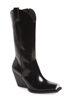 Jeffrey Campbell Overkill Western Boot (Women) (Narrow Calf)