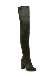 Jeffrey Campbell Perouze 2 Thigh High Stretch Boot (Women)
