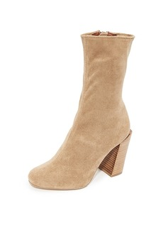 Jeffrey Campbell Perouze Stretch Ankle Booties