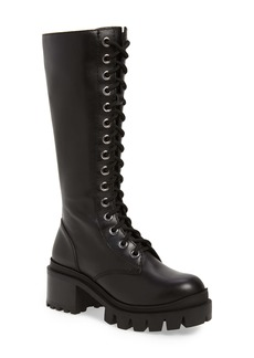 Jeffrey Campbell Plasma Lugged Platform Boot (Women)