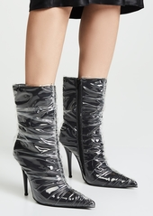 Jeffrey Campbell Plastify 2 Point Toe Boots
