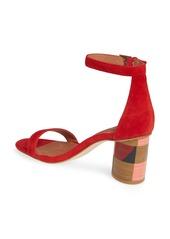 Jeffrey Campbell Purdy Statement Heel Sandal (Women)