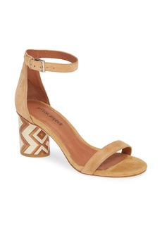 Jeffrey Campbell Purdy Statement Heel Sandal (Women)