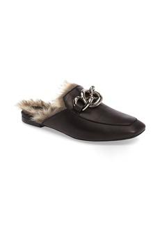 Jeffrey Campbell Ravis Faux Fur Mule (Women)