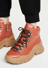 Jeffrey Campbell Relic Combat Boots