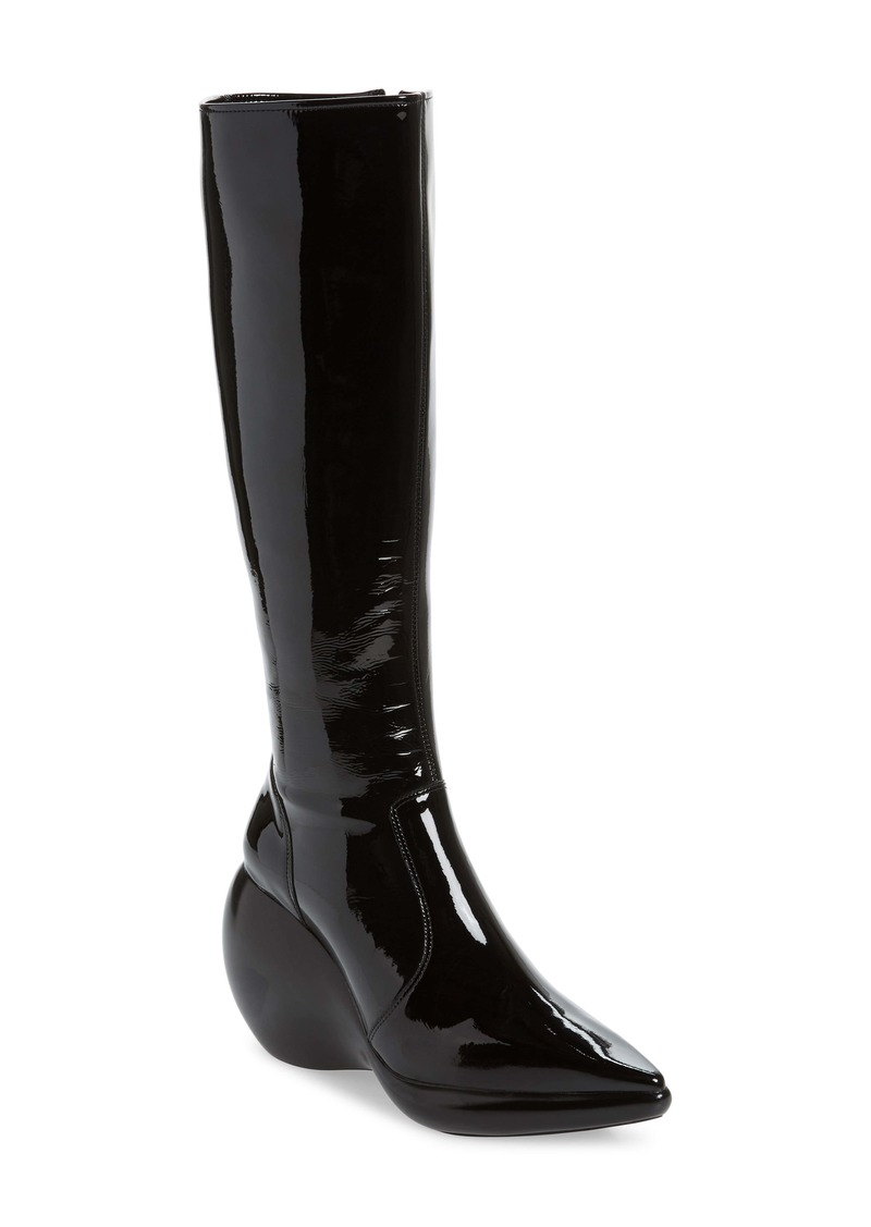 Jeffrey Campbell Rhombus Knee High Boot (Women)