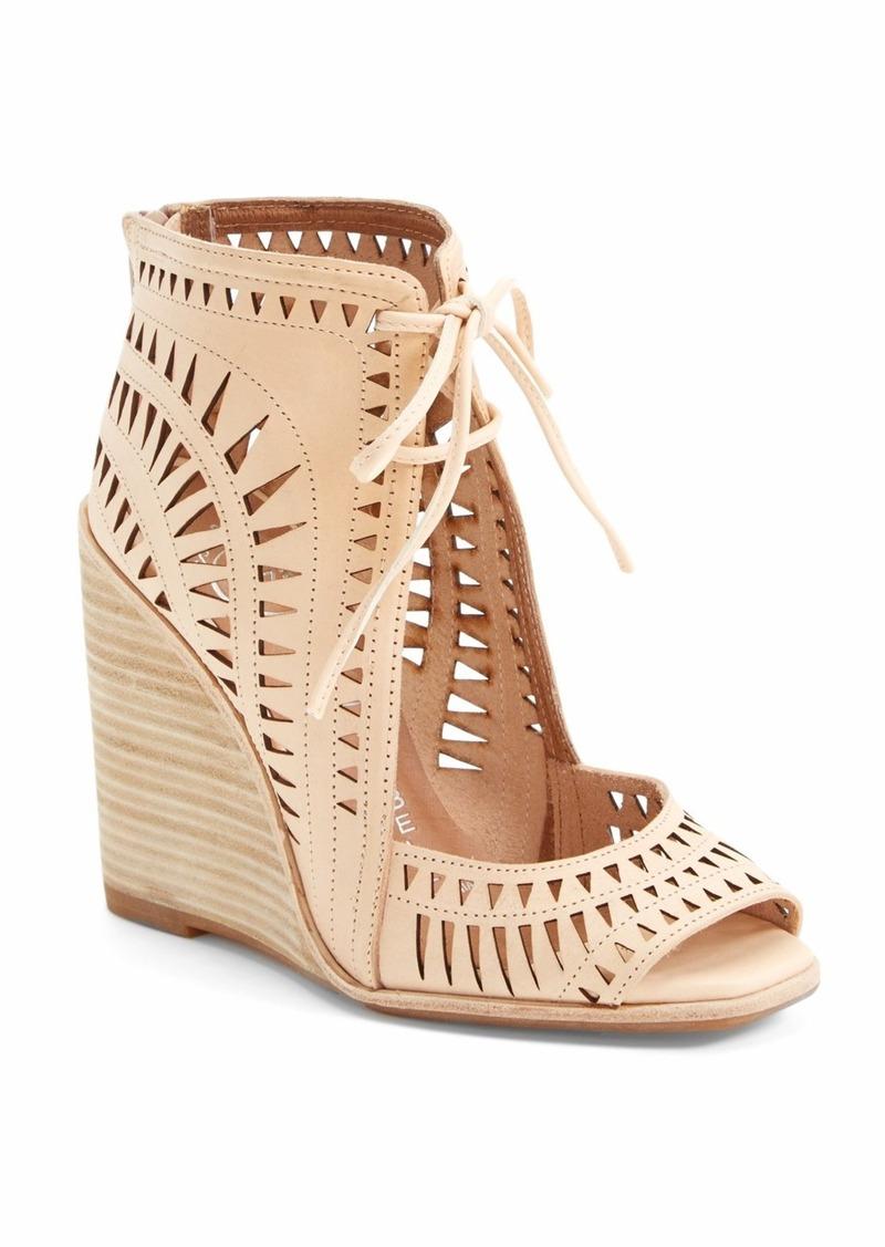 jeffrey campbell jeffrey campbell 39 rodillo hi 39 wedge sandal women shoes shop it to me. Black Bedroom Furniture Sets. Home Design Ideas