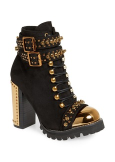 Jeffrey Campbell Scorpius Armored Lug Boot (Women)