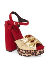 Jeffrey Campbell Sevenzero Platform Sandal (Women)